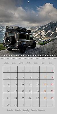 Off the Beaten Tracks through Europe (Wall Calendar 2019 300 × 300 mm Square) - Produktdetailbild 12