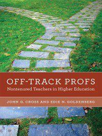 Off-Track Profs, Edie N. Goldenberg, John G. Cross