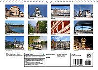 Offenbach am Main von Petrus Bodenstaff (Wandkalender 2019 DIN A4 quer) - Produktdetailbild 13