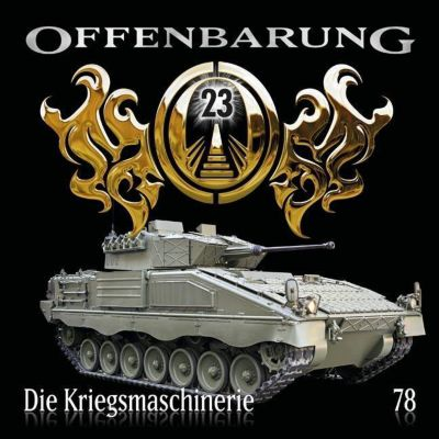Offenbarung 23 - Folge 78, 1 Audio-CD, Catherine Fibonacci