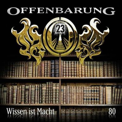Offenbarung 23 - Folge 80, 1 Audio-CD, Catherine Fibonacci