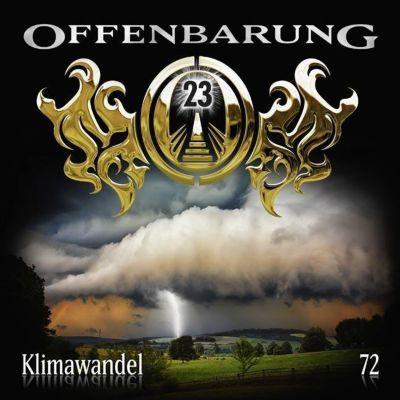 Offenbarung 23 - Klimawandel, Audio-CD, Catherine Fibonacci