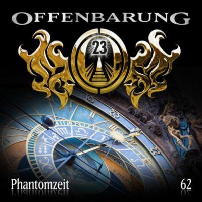 Offenbarung 23: Offenbarung 23, Folge 62: Phantomzeit, Catherine Fibonacci