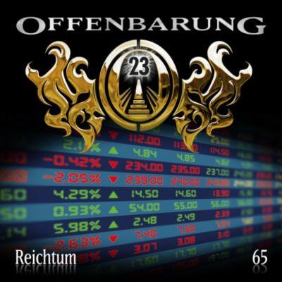 Offenbarung 23: Offenbarung 23, Folge 65: Reichtum, Catherine Fibonacci