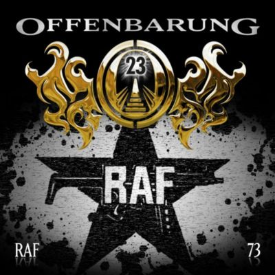 Offenbarung 23: Offenbarung 23, Folge 73: RAF, Catherine Fibonacci
