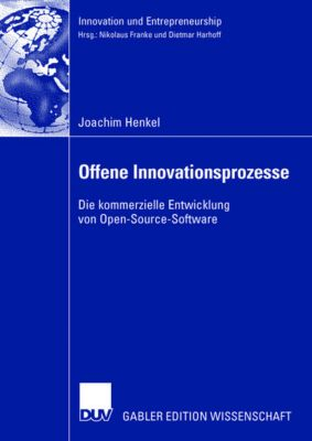 Offene Innovationsprozesse, Joachim Henkel