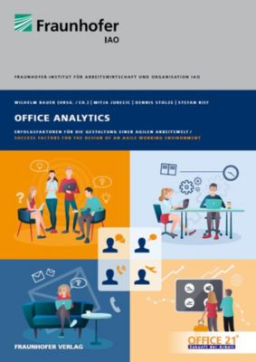 Office Analytics., Stefan Rief, Mitja Jurecic, Dennis Stolze