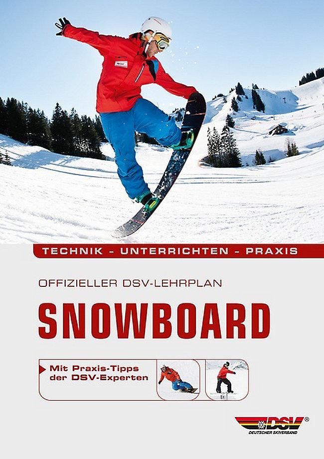 Offizieller Dsv Lehrplan Snowboard Buch Portofrei Bei Weltbildde