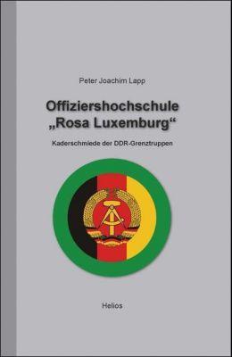 Offiziershochschule Rosa Luxemburg, Peter Joachim Lapp