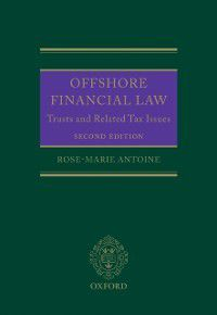 Offshore Financial Law, Rose-Marie Antoine