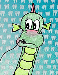 Ogie Needs A Dentist - Produktdetailbild 1