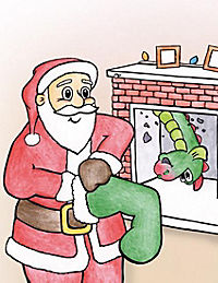 Ogie Saves Christmas - Produktdetailbild 1