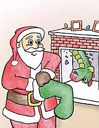 Ogie Saves Christmas - Produktdetailbild 1