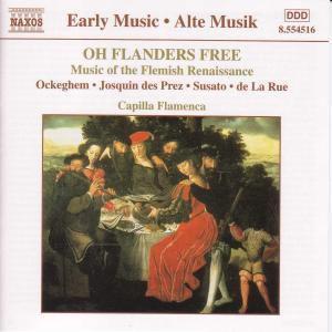 Oh Flanders Free-Flämische R, Capilla Flamenca