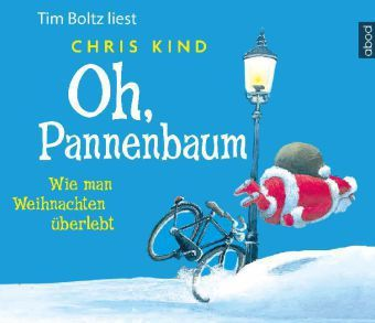 Oh, Pannenbaum, Audio-CD, Chris Kind