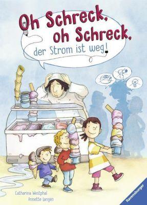 Oh Schreck, oh Schreck, der Strom ist weg!, Annette Langen