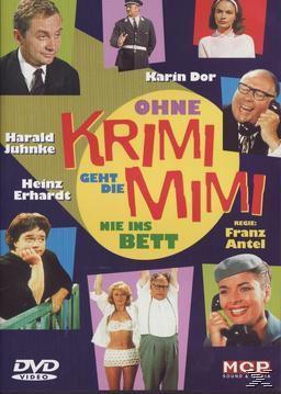 Ohne Krimi geht die Mimi nie ins Bett, Diverse Interpreten