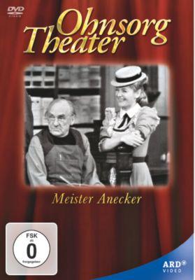 Ohnsorg Theater: Meister Anecker, DVD, August Lähn