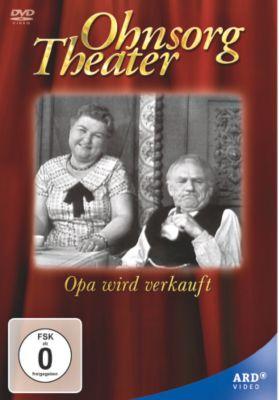 Ohnsorg-Theater: Opa wird verkauft, Franz Streicher