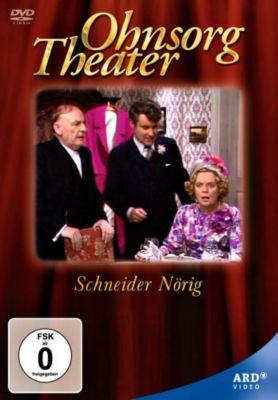 Ohnsorg Theater: Schneider Nörig, DVD, Paul Schurek