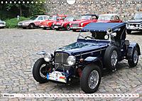 Ohre Classics - Oldtimer auf der Schlossdomäne in Wolmirstedt (Wandkalender 2019 DIN A4 quer) - Produktdetailbild 3