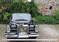 Ohre Classics - Oldtimer auf der Schlossdomäne in Wolmirstedt (Wandkalender 2019 DIN A4 quer) - Produktdetailbild 11