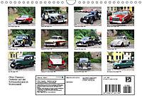 Ohre Classics - Oldtimer auf der Schlossdomäne in Wolmirstedt (Wandkalender 2019 DIN A4 quer) - Produktdetailbild 13