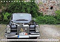 Ohre Classics - Oldtimer auf der Schlossdomäne in Wolmirstedt (Tischkalender 2019 DIN A5 quer) - Produktdetailbild 11
