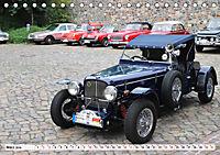 Ohre Classics - Oldtimer auf der Schlossdomäne in Wolmirstedt (Tischkalender 2019 DIN A5 quer) - Produktdetailbild 3