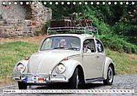 Ohre Classics - Oldtimer auf der Schlossdomäne in Wolmirstedt (Tischkalender 2019 DIN A5 quer) - Produktdetailbild 8