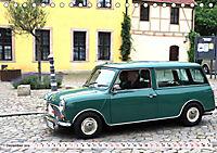 Ohre Classics - Oldtimer auf der Schlossdomäne in Wolmirstedt (Tischkalender 2019 DIN A5 quer) - Produktdetailbild 12