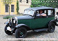 Ohre Classics - Oldtimer auf der Schlossdomäne in Wolmirstedt (Tischkalender 2019 DIN A5 quer) - Produktdetailbild 9