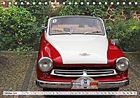Ohre Classics - Oldtimer auf der Schlossdomäne in Wolmirstedt (Tischkalender 2019 DIN A5 quer) - Produktdetailbild 10