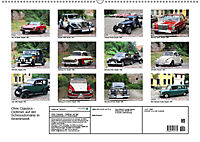 Ohre Classics - Oldtimer auf der Schlossdomäne in Wolmirstedt (Wandkalender 2019 DIN A2 quer) - Produktdetailbild 13