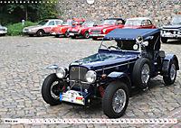 Ohre Classics - Oldtimer auf der Schlossdomäne in Wolmirstedt (Wandkalender 2019 DIN A3 quer) - Produktdetailbild 3