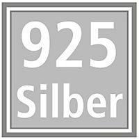 """Ohrstecker """"Ginkgoblatt"""", 925er Silber - Produktdetailbild 1"""
