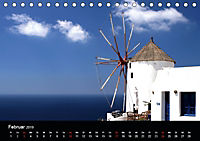 OIA - Impressionen aus Santorin (Tischkalender 2019 DIN A5 quer) - Produktdetailbild 2
