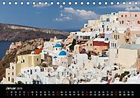 OIA - Impressionen aus Santorin (Tischkalender 2019 DIN A5 quer) - Produktdetailbild 1