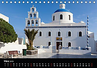 OIA - Impressionen aus Santorin (Tischkalender 2019 DIN A5 quer) - Produktdetailbild 3