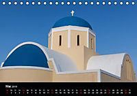 OIA - Impressionen aus Santorin (Tischkalender 2019 DIN A5 quer) - Produktdetailbild 5