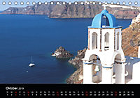 OIA - Impressionen aus Santorin (Tischkalender 2019 DIN A5 quer) - Produktdetailbild 10