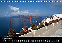 OIA - Impressionen aus Santorin (Tischkalender 2019 DIN A5 quer) - Produktdetailbild 9