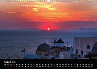 OIA - Impressionen aus Santorin (Wandkalender 2019 DIN A3 quer) - Produktdetailbild 8