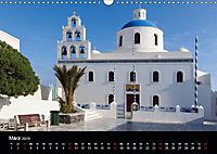 OIA - Impressionen aus Santorin (Wandkalender 2019 DIN A3 quer) - Produktdetailbild 3