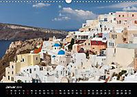 OIA - Impressionen aus Santorin (Wandkalender 2019 DIN A3 quer) - Produktdetailbild 1