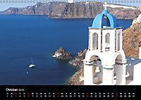 OIA - Impressionen aus Santorin (Wandkalender 2019 DIN A3 quer) - Produktdetailbild 10