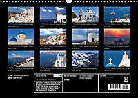 OIA - Impressionen aus Santorin (Wandkalender 2019 DIN A3 quer) - Produktdetailbild 13