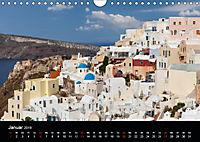OIA - Impressionen aus Santorin (Wandkalender 2019 DIN A4 quer) - Produktdetailbild 1