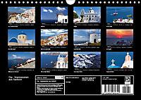OIA - Impressionen aus Santorin (Wandkalender 2019 DIN A4 quer) - Produktdetailbild 13
