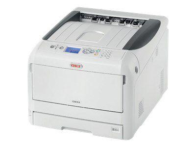 OKI C833dn Color Drucker A3 duplex netzwerkfähig